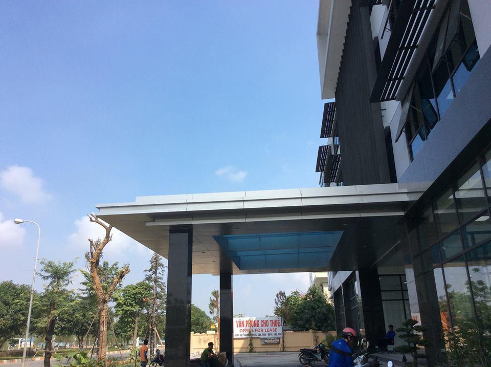 Mái sảnh TTTM Halla 1
